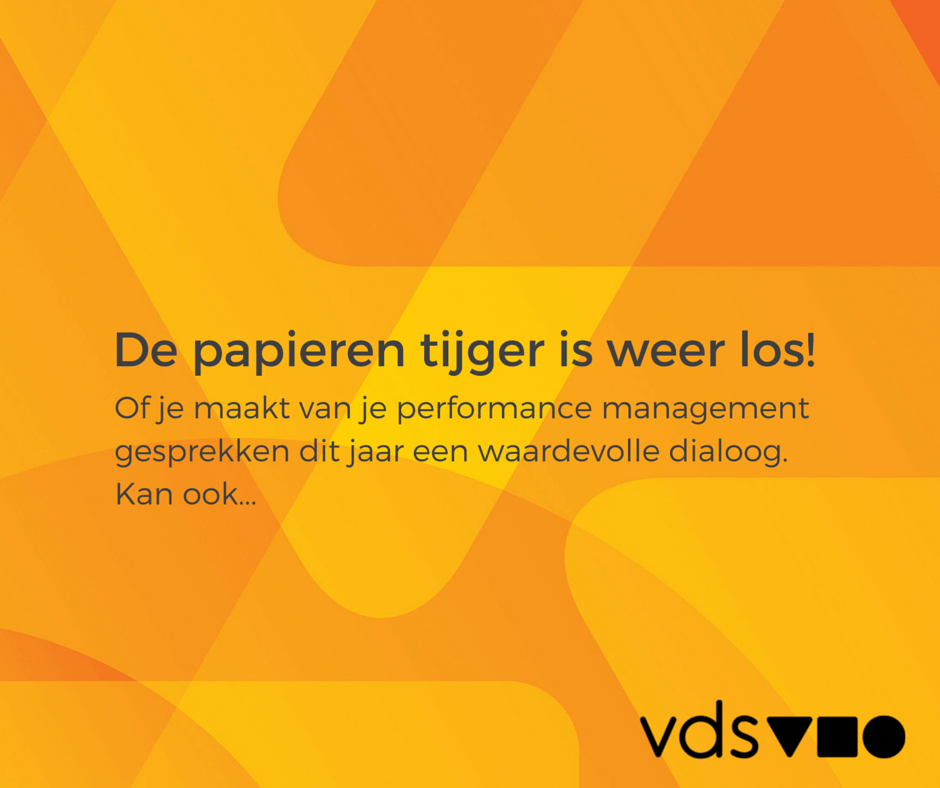 Performance management de papieren tijger 1