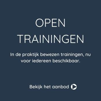 Vds training consultants open trainingen