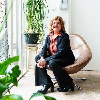 VDS Training consultants Manon van der Lely a.s.r. portret copyright Maartje Brockbernd