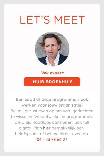 Contact Huib