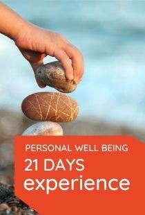 21 day experience – widget 1
